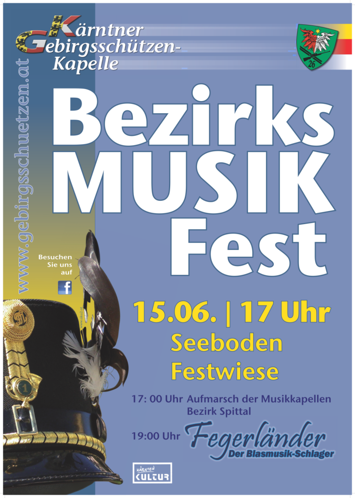 Bezirksmusikfest