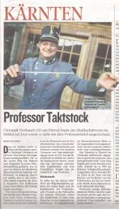 Kleine Zeitung vom 3. Jänner 2013